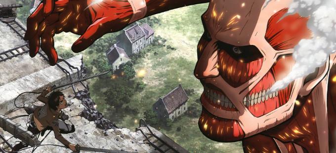 [Reseña] Attack on Titan