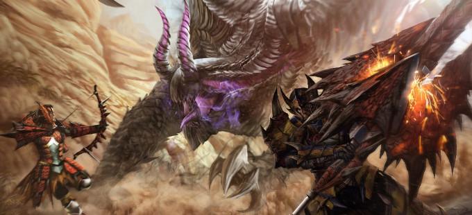 ¿Qué es lo que me atrae de Monster Hunter?