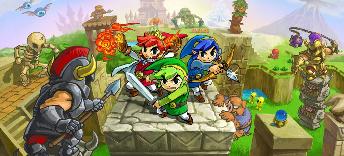 [Previo] The Legend of Zelda: Tri Force Heroes