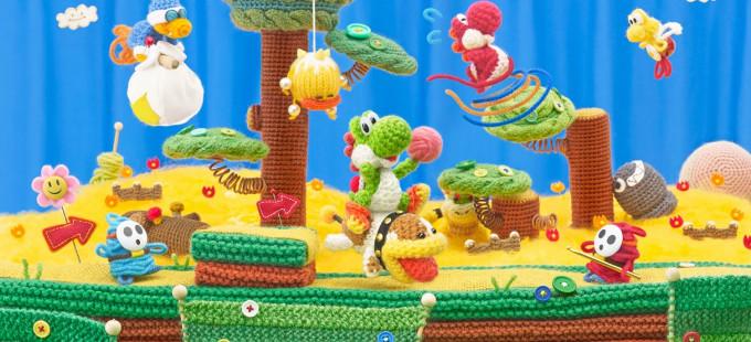 [Previo] Yoshi's Woolly World