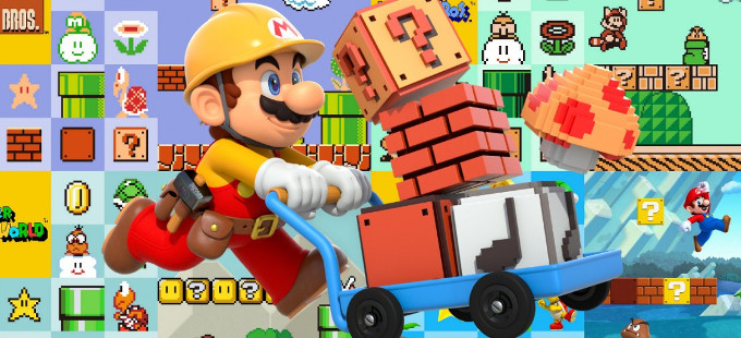 [Reseña] Super Mario Maker