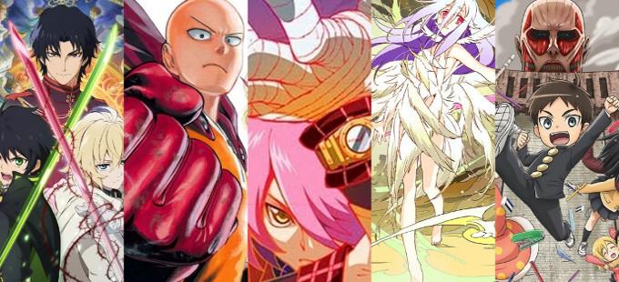 Guía Otoñal del Anime 2015