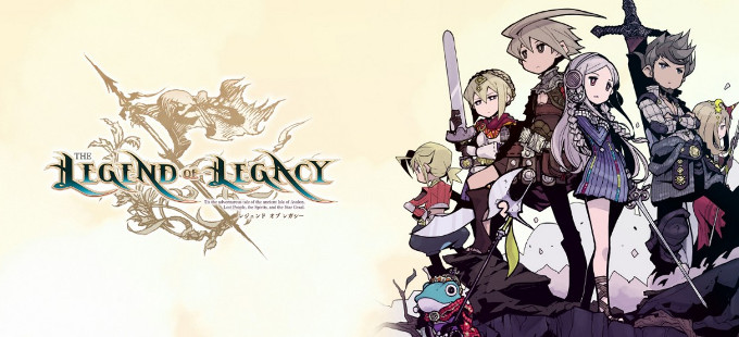 [Previo] The Legend of Legacy