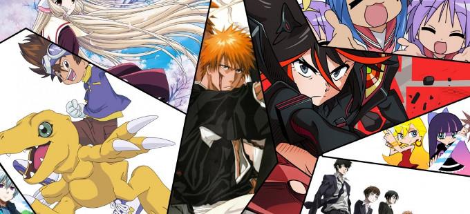 100 anime para ver antes de morir – Parte 2 –