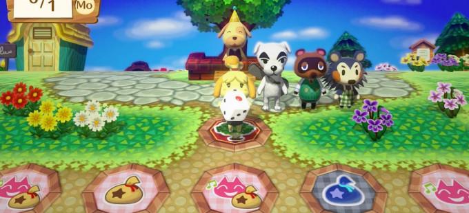 Animal Crossing: amiibo Festival llega en noviembre