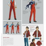 The Art of Phoenix Wright: Ace Attorney – Dual Destinies