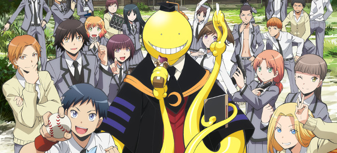 [Reseña] Assassination Classroom
