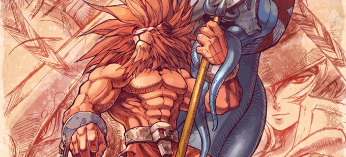 Capcom Fighting Tribute ya disponible en tiendas