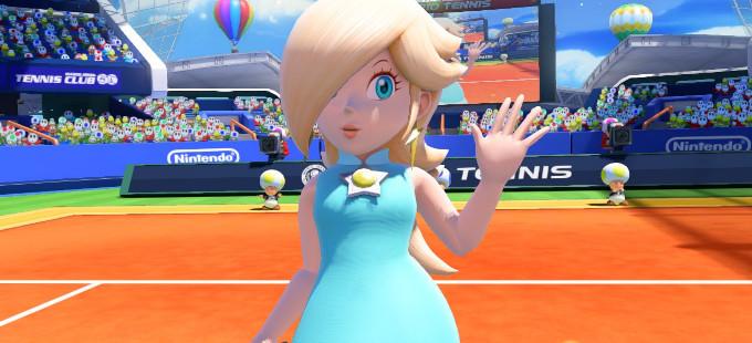 Mario Tennis: Ultra Smash - Rosalina