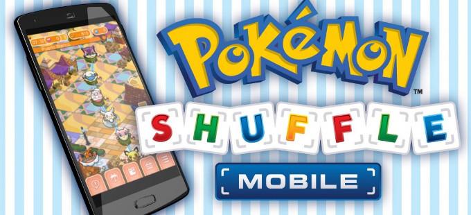 [Reseña] Pokémon Shuffle Mobile