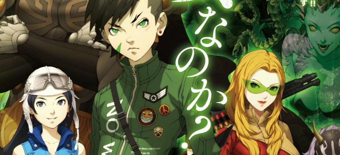Nanashi, el Asesino de Dioses de Shin Megami Tensei IV: Final