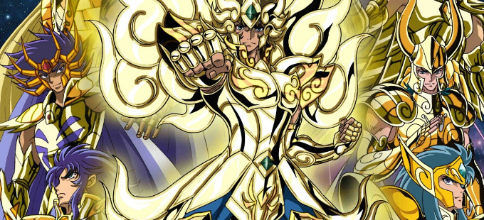 [Reseña] Saint Seiya: Soul of Gold