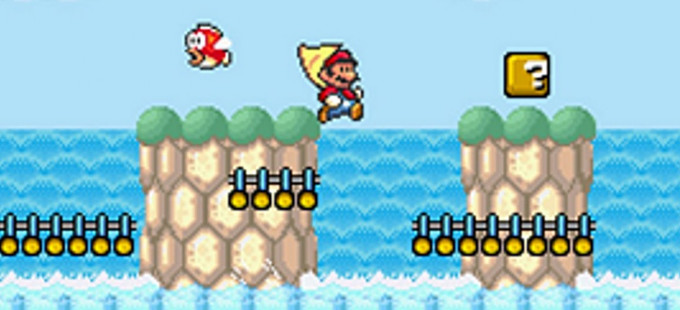 Revive el olvidado World-e en Super Mario Maker