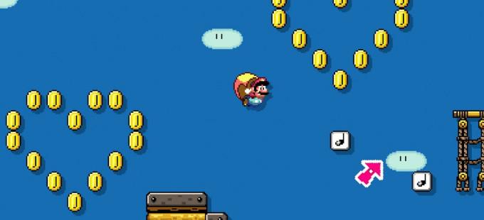 Super Mario Maker será actualizado en noviembre