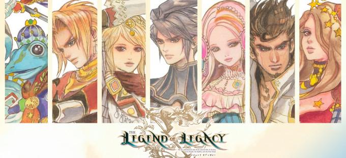 Los cambios hechos a The Legend of Legacy para Occidente