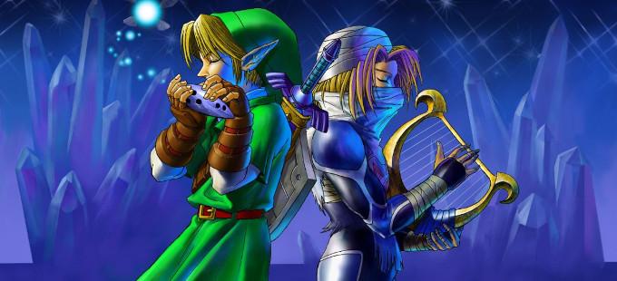 Termina The Legend of Zelda: Ocarina of Time... ¡a ciegas!