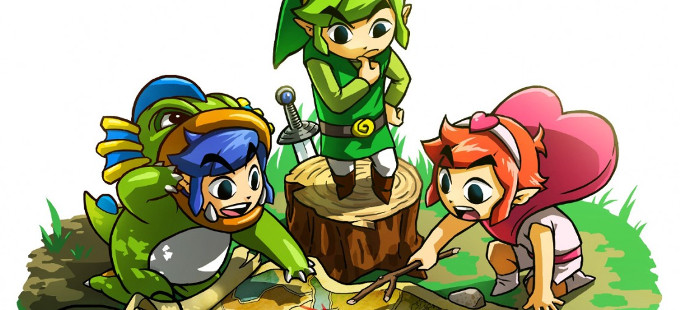 ¿The Legend of Zelda: Tri Force Heroes tendrá DLC de paga?