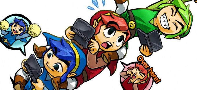 The Legend of Zelda: Tri Force Heroes sí es canon