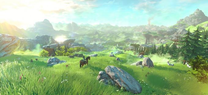 El mundo abierto de The Legend of Zelda para Wii U tendrá una sorpresa