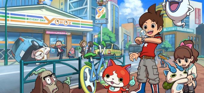 Yo-Kai Watch: Detrás de la senda de los monstruos de bolsillo