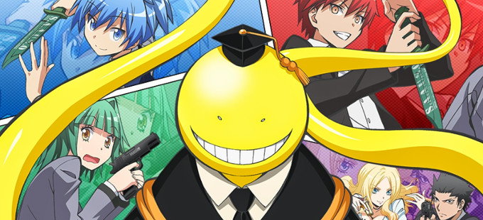 Segunda temporada de Assassination Classroom en enero