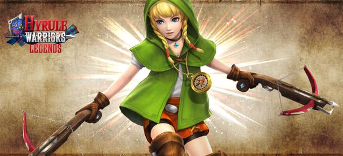Hyrule Warriors Legends - Linkle