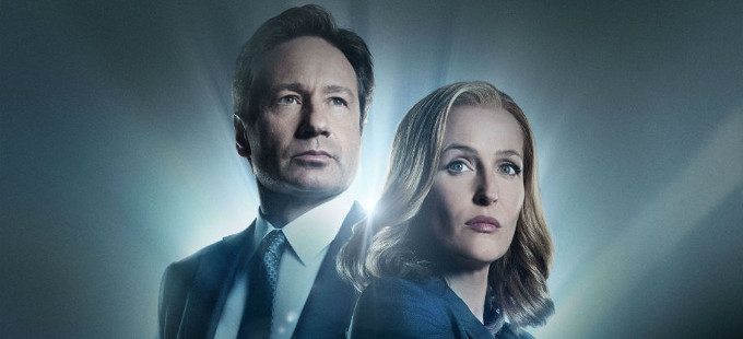 Los Expedientes Secretos X - Fox Mulder y Dana Scully
