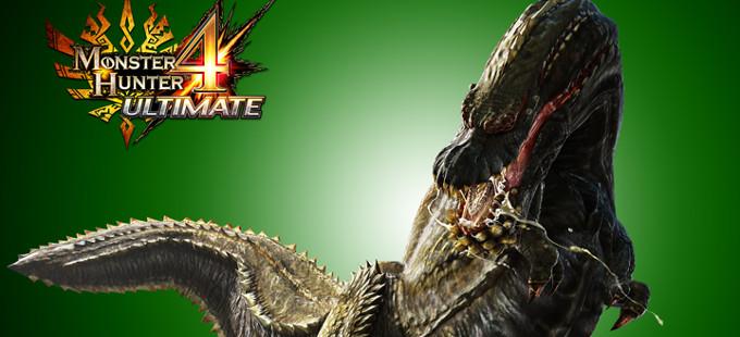 Monster Hunter 4 Ultimate - DLC de noviembre