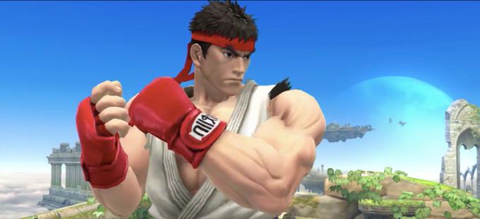 El amiibo de Ryu en Super smash Bros. ya está en camino