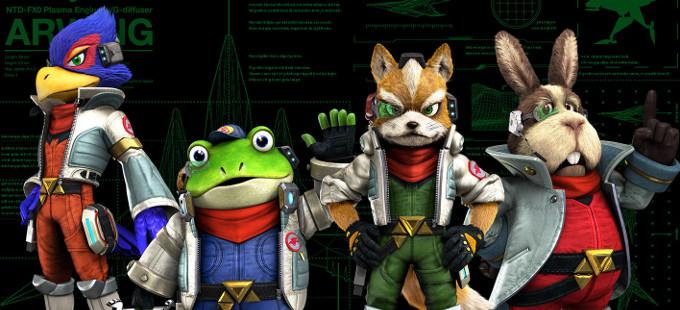 Equipo de Star Fox Zero