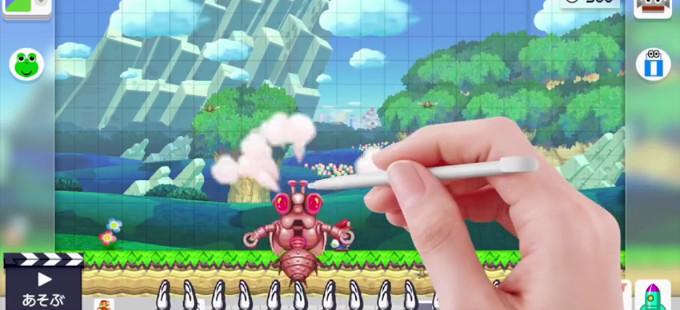 Super Mario Maker - Gnat Attack