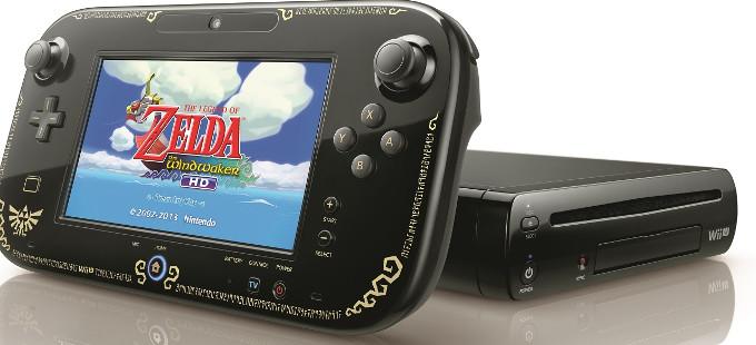 Wii U Deluxe con TLOZ: The Wind Waker HD