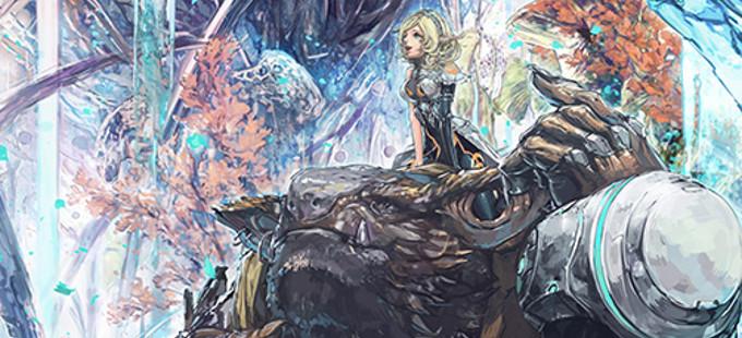 Xenoblade Chronicles X - Raita Kazama Arte
