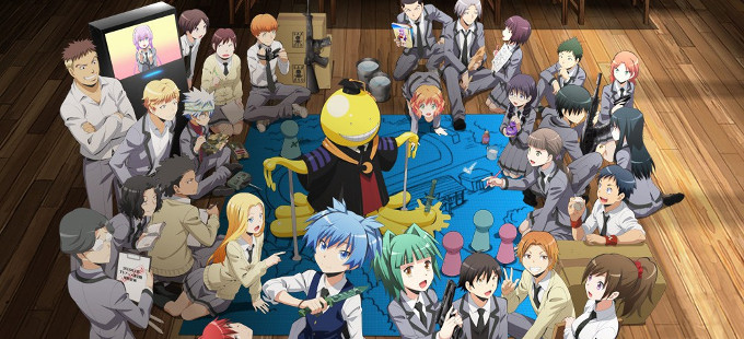 Segunda temporada de Assassination Classroom