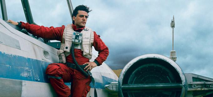 Poe Dameron también estará en Star Wars Episode VIII