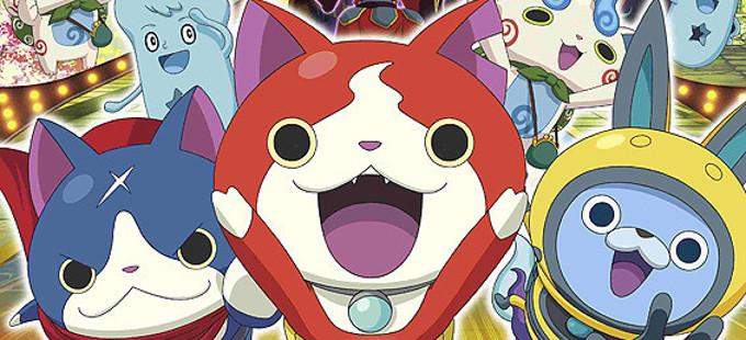 La nueva película de Yo-Kai Watch arrasa en Japón