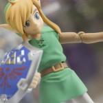 figma de Link de The Legend of Zelda: A Link Between Worlds