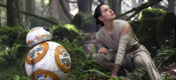 ¿Y los juguetes de Rey de Star Wars: El despertar de la Fuerza, dónde están?