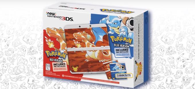 Nuevo bundle de Pokémon con New N3DS