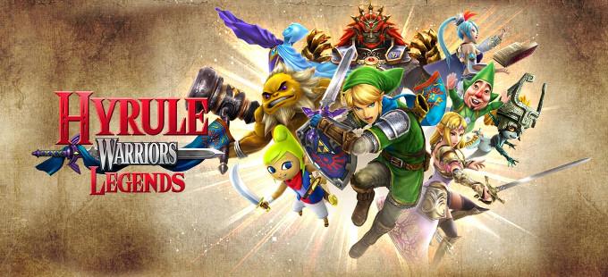 Las ventas de Hyrule Warriors Legends, menores a las del original