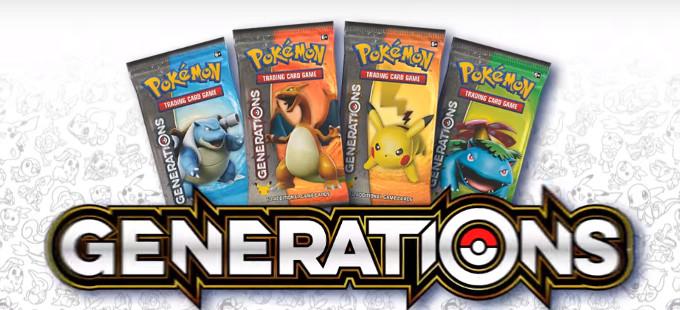 Pokémon TCG: Generations