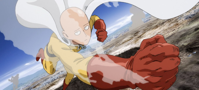 10 referencias del anime de One-Punch Man