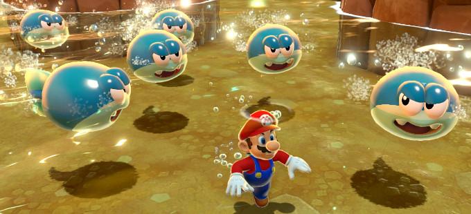 Nintendo está trabajando en un nuevo título de acción en 3D