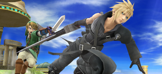 ¿Cómo Cloud Strife llegó a Super Smash Bros.?