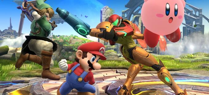 Super Smash Bros. NX podría estar en desarrollo