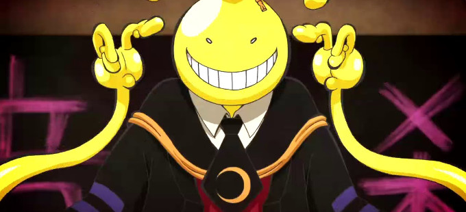 El final del anime de Assassination Classroom será el del manga
