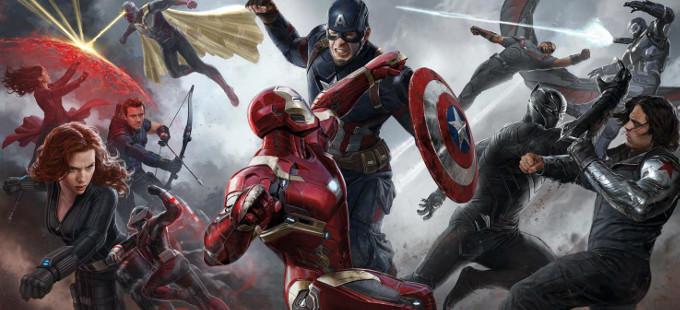 Disfruta del teaser de Captain America: Civil War del Super Bowl 50