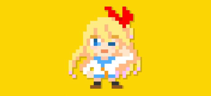 ¡Chitoge de Nisekoi debuta en Super Mario Maker!
