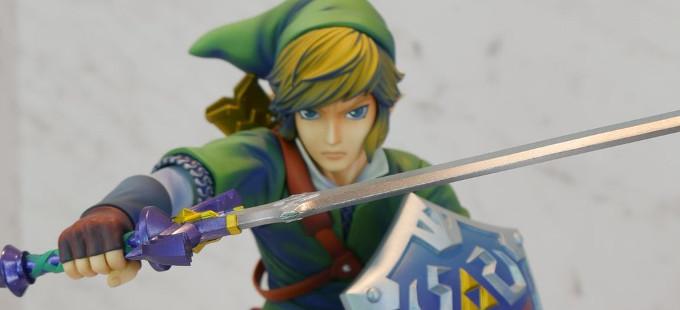Wonder Festival 2016 Winter: Figuras de The Legend of Zelda