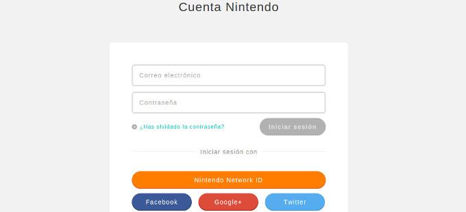 Las Nintendo Account aún no funcionan en México